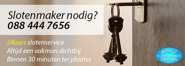 Slotenmaker Halsteren